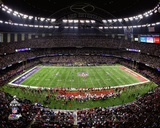 The Mercedes-Benz Superdome Super Bowl XLVII Photo