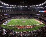 The Mercedes-Benz Superdome Super Bowl XLVII Photo