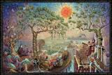Sunshine Daydream Gnomes Prints