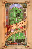 Minecraft Computronic Prints