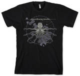A Perfect Circle - Black Octo Diagram T-Shirt