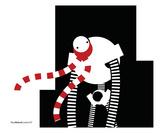 Mr Robot pt 1 Premium Giclee Print by Paul Cunha