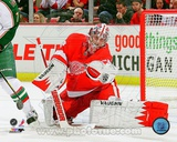 Jimmy Howard 2012-13 Action Photo