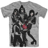 KISS - Rocket Ride T-shirts