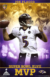 Joe Flacco Baltimore Ravens Super Bowl XLVII MVP Prints