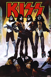 Kiss - Love Gun Photo