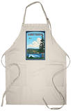 Recreation, Lake Tahoe, California Apron Apron