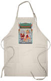 San Francisco, California - Chinatown, c.2008 Apron Apron