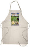 Walla Walla, Washington - Sweet Onions Apron Apron