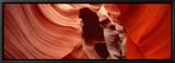 Antelope Slot Canyon, AZ Ingelijste canvasdruk van Panoramic Images,