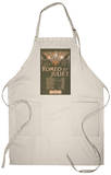 "Shakepeare's Sublime Tragedy ""Romeo & Juliet"" Apron Apron"