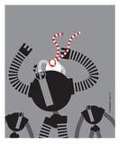 Mr Robot pt 2 Premium Giclee Print by Paul Cunha