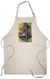 Seattle, Washington - Space Needle World's Fair Promo No. 2 Apron Apron