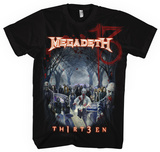 Megadeth - Zombie Group 13 T-Shirts