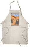 Mount Rushmore National Park, South Dakota Apron Apron