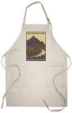 The Watchman, Zion National Park, Utah Apron Apron