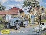 Ferguson 1941 9N - Metal Tabela