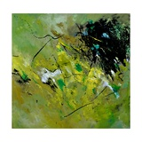 Abstract 882121 Premium Giclee Print by  Ledent