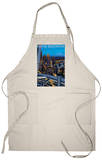 Seattle, Washington, View of City from Space Needle Apron Apron