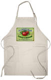 Hollywood, California - Peterson's Cider Vinegar Label Apron Apron