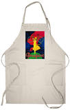 Peugeot Bicycle Vintage - Europe Apron Apron