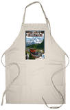 Mount Rainier National Park Apron Apron