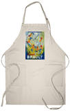 Limonade Brault Vintage - Europe Apron Apron