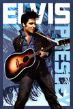 Elvis Presley Blue Prints
