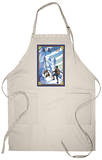 Mt. Rainier Ice Climbers, Washington Apron Apron