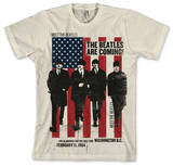 The Beatles - The Beatles Are Coming! T-Shirt
