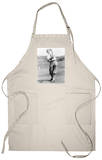 Tom Armour US Tour Golf Champion Photograph Apron Apron