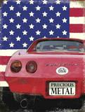 Precious Metal Plakietka emaliowana