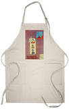 WWII Propaganda - I'm Going to Wipe Them Out Apron Apron