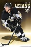 Kris Letang - Pittsburgh Penguins Affischer