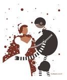 Anniversary Y4 Premium Giclee Print by Paul Cunha