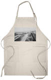 Long Beach, California Rainbow Pier and Ocean Blvd. Apron Apron