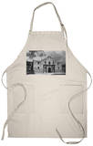 San Antonio, Texas - The Alamo Apron Apron