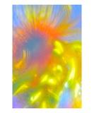 Sun Blush Premium Giclee Print by Robin Sutliff