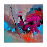 Abstract 885896 Premium Giclee Print by  Ledent
