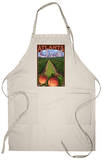 Atlanta, Georgia - Peaches, c.2009 Apron Apron