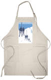 Breckenridge, Colorado Ski Lift Apron Apron