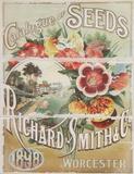 Richard Smith & Co Wood Sign
