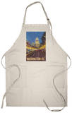 Washington DC, The Capitol Building Apron Apron