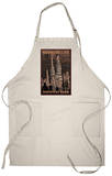 Mammoth Cave National Park, Kentucky, Onxy Pillars Apron Apron