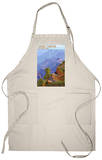 Grand Canyon National Park - Bright Angel Trail Apron Apron