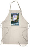 Columbia River Gorge Views, c.2009 Apron Apron