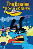 The Beatles - Yellow Submarine Blue Meanie Posters