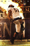 Ray Lewis - Baltimore Ravens Posters