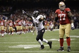 Super Bowl XLVII: Ravens vs 49ers - Ray Lewis Plakater av Mark Humphrey