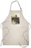 London, England - Great Western Railway St. Paul's Travel Apron Apron